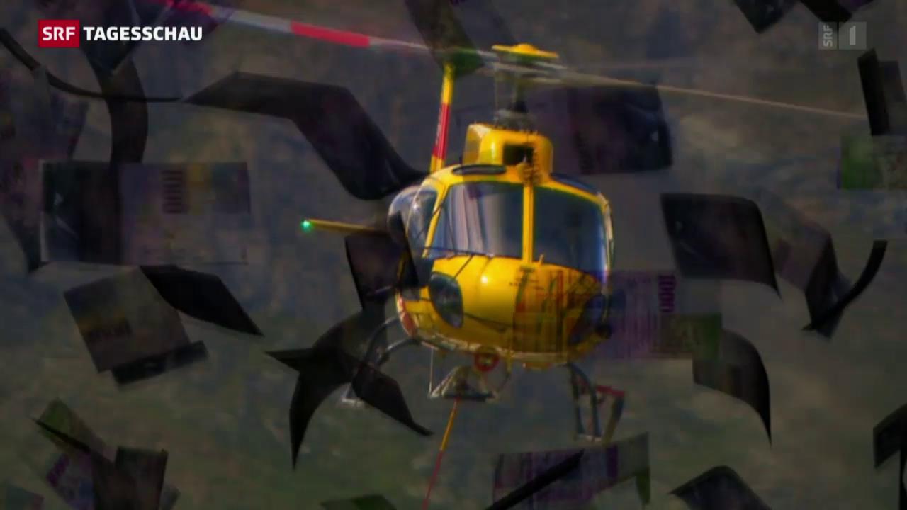 Diskussion um «Helikoptergeld»