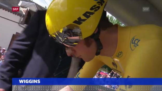 Video «Wiggins nicht an der Tour de France («sportaktuell»)» abspielen