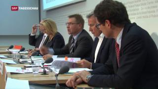 Video «SVP gegen revidiertes Asylgesetz» abspielen