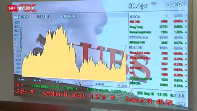 Boom an der Börse trotz Stagnation