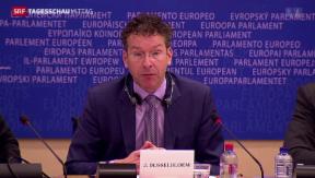 Video ««Ausreichende» Reformliste Griechenlands» abspielen