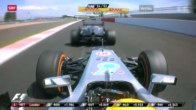 Russische Partner retten Formel-1-Rennstall Sauber