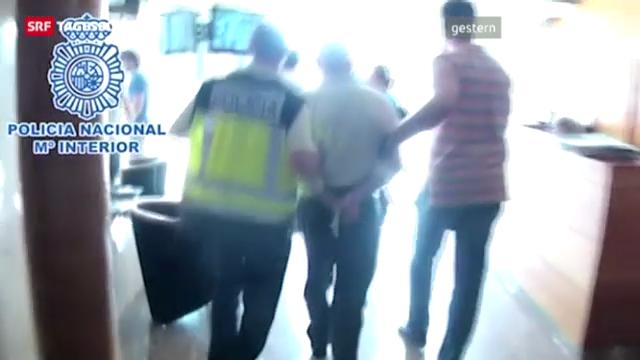Pädophiler in Spanien wieder festgenommen
