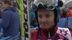 Video «Skicross: Interview mit Jorinde Müller (sotschi direkt, 21.2.2014)» abspielen