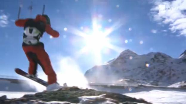 Video «Verrückte Ziele (Winter-Challenge 12-1)» abspielen