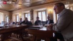 Video «Urner Regierung tagt in Andermatt» abspielen