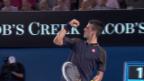 Video «Australian Open: Djokovic - Ferrer Highlights («sportlive»)» abspielen