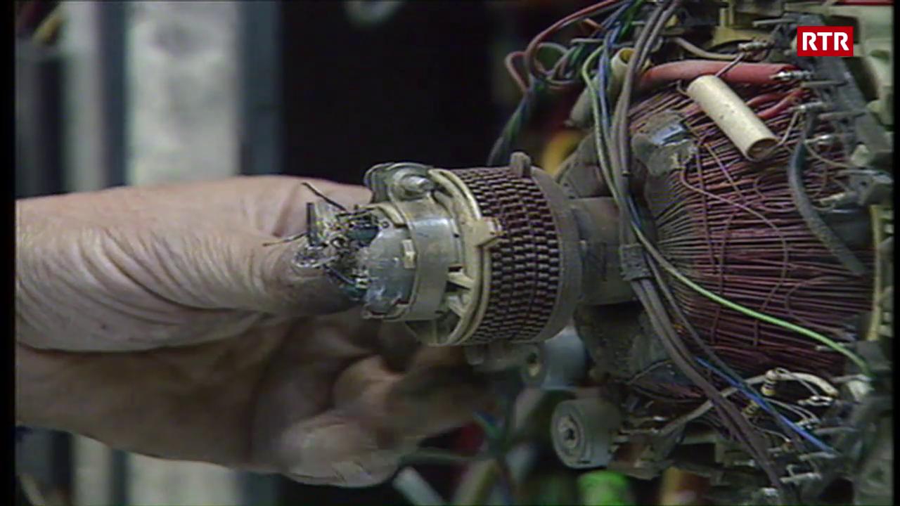 Caritas - recicladi da rument electronic