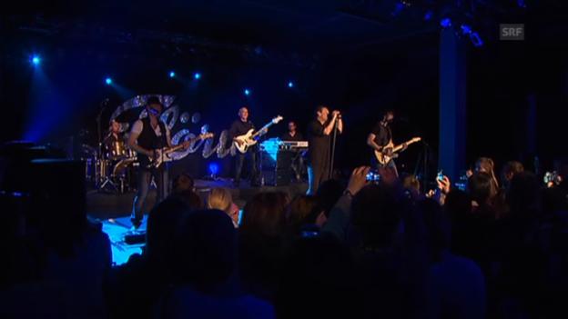 Video «Florian Asts Tournee-Auftakt in Rapperswil» abspielen