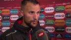 Video «Seferovic: «Heute müssten es 2, 3 Tore mehr sein»» abspielen