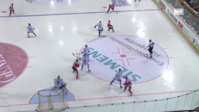 Spengler Cup: Team Canada - Fribourg