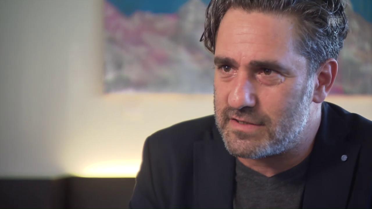 5 Fragen an Regisseur Tomer Heymann