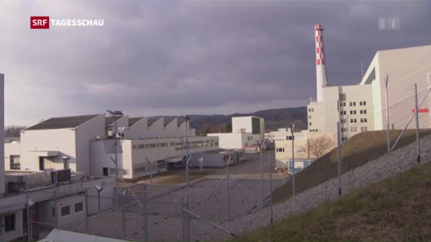 Video «AKW Leibstadt schon wieder vom Netz» abspielen