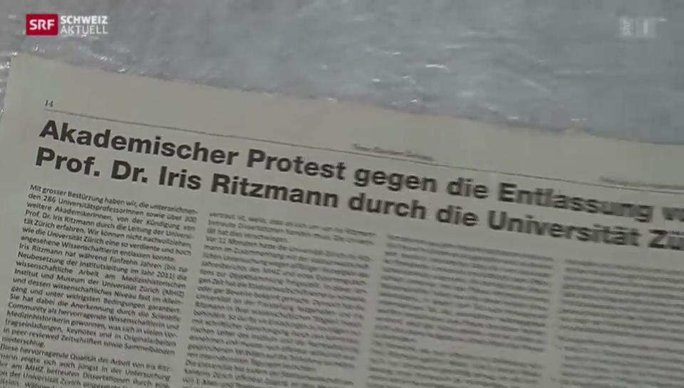 Uni Zürich in der Dauerkritik
