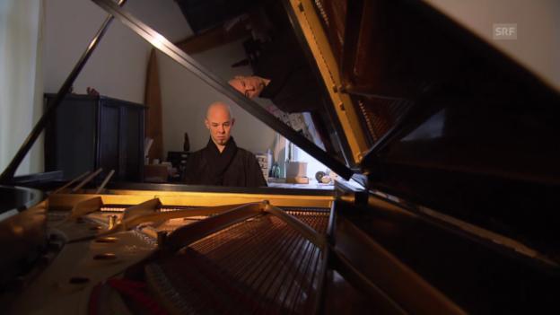 Video «Nik Bätsch über Rituale» abspielen