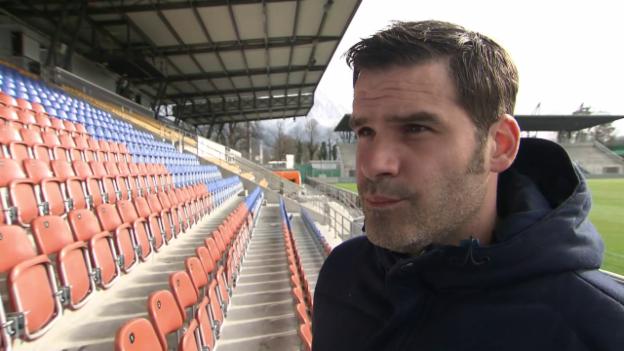 Video «Vaduz-Sportchef Haas zur Contini-Entlassung» abspielen