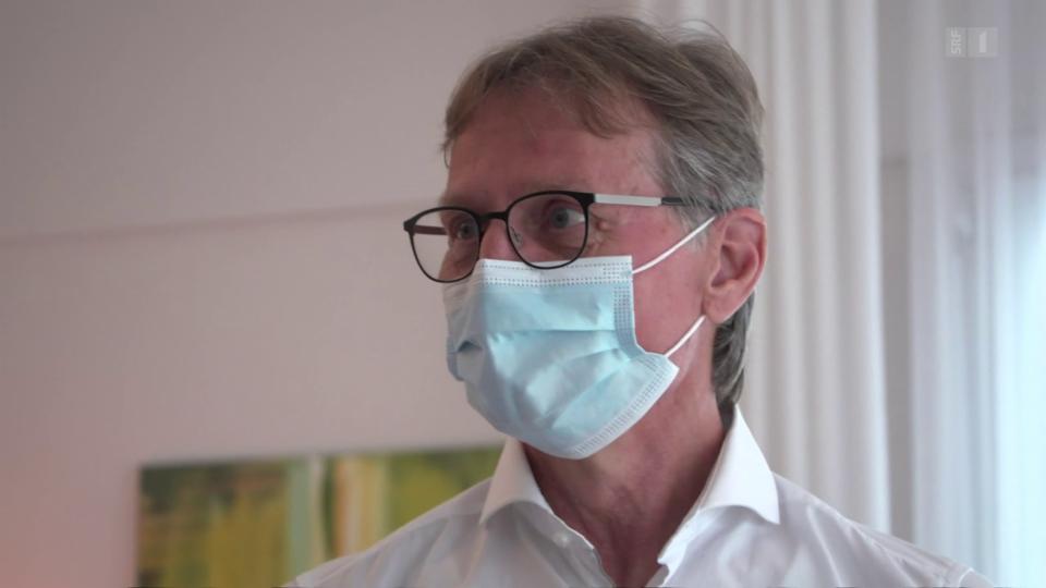 Markus Burri: «Vorquarantäne ist eigentlich etwas sehr Katholisches.»