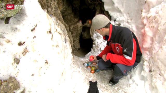 Tödlicher Sturz in Höhle