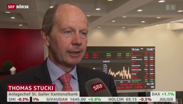 Video «SRF Börse vom 18.06.2015» abspielen