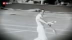 Video «Tscheggsch de Pögg: 0 - 15 - 30 - 40, warum im Tennis derart unlogisch gezählt wird» abspielen