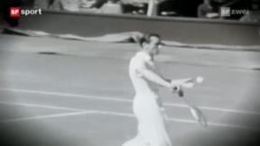 Video ««Tscheggsch de Pögg«: 0 - 15 - 30 - 40, Tennis» abspielen
