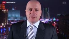 Video «Einschätzungen von Christoph Wanner, SRF-Korrespondent» abspielen