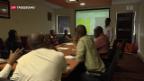 Video ««Black Umbrellas» unterstützt arbeitslose Afrikaner» abspielen