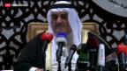 Video «Golfstaaten kritisieren Iran» abspielen