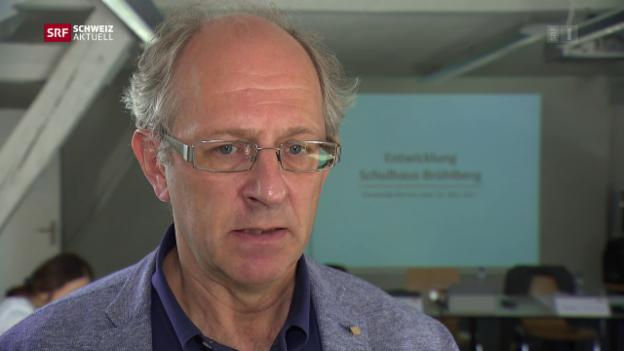 Video «Brühlberg-Schul-Konflikt eskaliert» abspielen