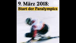Video «Am 9. März starten die Paralympics» abspielen