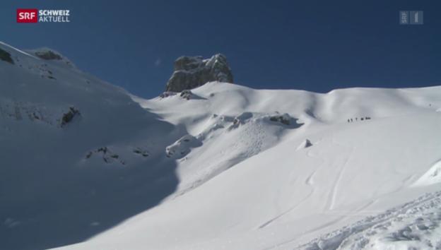 Video «Schweiz aktuell vom 14.04.2014» abspielen