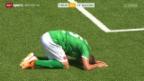 Video «Fussball: Super League, Thun - St. Gallen» abspielen