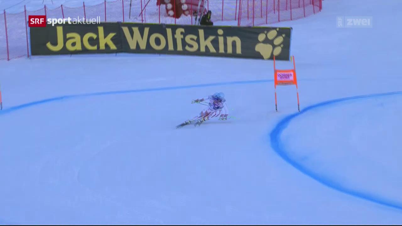 Patrick Küng schnellster Schweizer