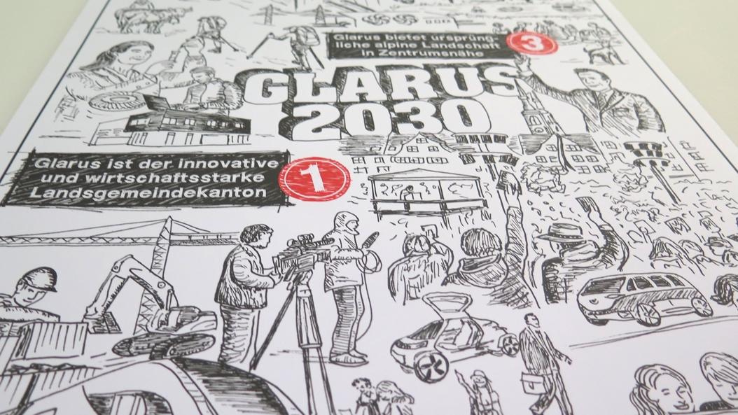 Der Kanton Glaurs hat eine Vision