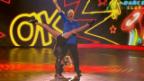 Video «Patricia Boser & Peter Pfänder: Jive» abspielen