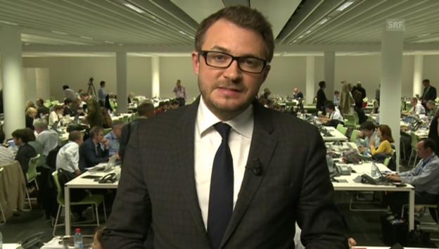 Video «Einschätzungen von EU-Korrespondent Sebastian Ramspeck» abspielen