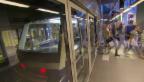 Video Metro M2, Lausanne abspielen.