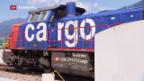 Video «Sorgen und Hoffnungen bei SBB Cargo» abspielen