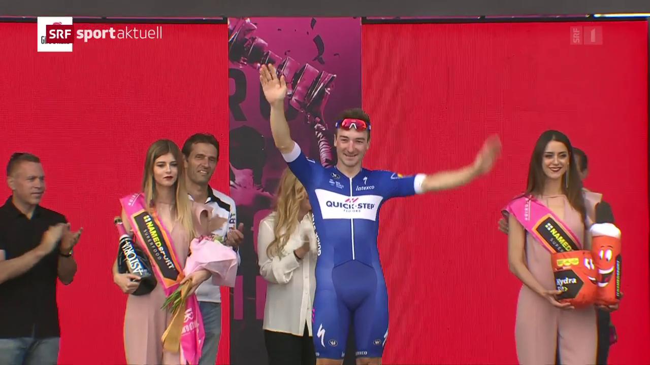 Rad: Giro d'Italia, 2. Etappe