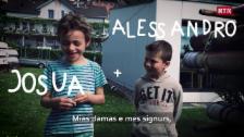 Laschar ir video «Josua ed Alessandro»