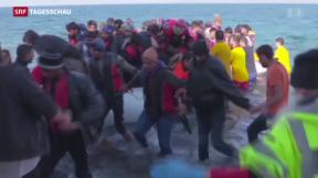 Video «Hitziges EU-Innenministertreffen» abspielen