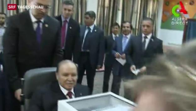 Video «Wahlen in Algerien» abspielen