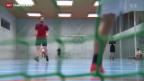 Video «Fussball mit Flüchtlingen» abspielen