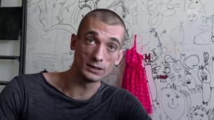 Video «Der Mensch und die Macht - der russische Künstler Pawlenski» abspielen