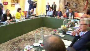 Video «Belgien präsentiert neue Regierung» abspielen