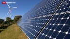 Video «Die Schweiz punkto Energiewende noch nicht auf Kurs» abspielen