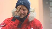 Video «Prinz Harry in der Kühlkammer (unkommentiert)» abspielen