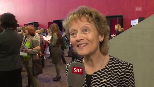 Video «Eveline Widmer-Schlumpf wird 60» abspielen