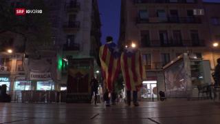Video «Katalanische ex-Politiker vor Gericht » abspielen