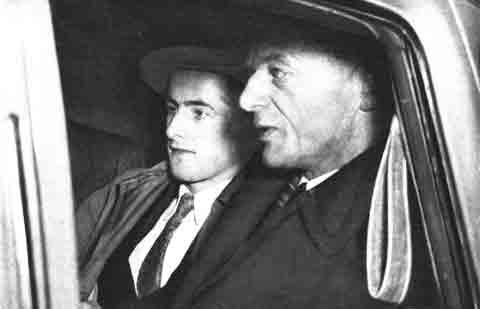 «Deubelbeiss & Co.» – die Geschichte des legendärsten Gangsterduos der Schweiz